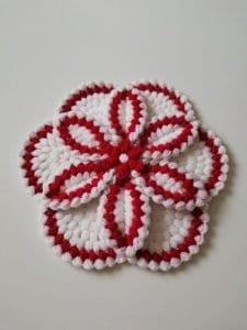 Bahar Çiçeği Lif Modeli Yapımı