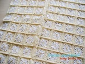 Bebek Örgü Battaniye Modelleri ve Yapılışları 6