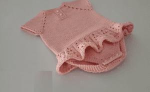 Bebek Tulum Örgü Modelleri