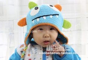 Bebekler İçin Bere Modelleri 3