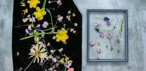 Çiçek Çerçevesi Yapımı 9
