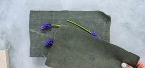 Çiçek Çerçevesi Yapımı 2