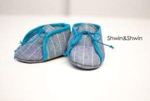 Kumaştan Bebek Ayakkabısı Nasıl Yapılır? 13