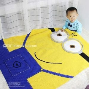 Minion Battaniye Yapılışı 1