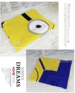 Minion Battaniye Yapılışı 7