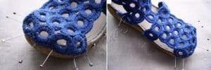 Örgü Ayakkabı Modelleri ve Yapılışları 9