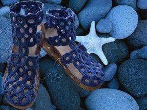 Örgü Ayakkabı Modelleri ve Yapılışları 15