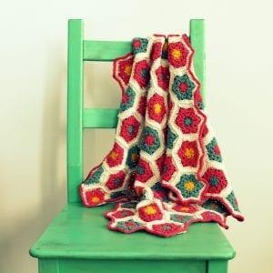 Örgü Bebek Battaniye Modelleri ve Yapılışları