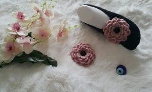 Örgü Çiçek Örnekleri