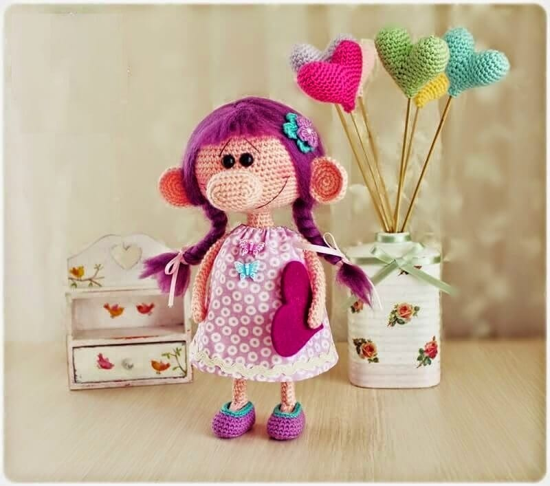 TonTon Doll and Tilda Bunny Free English Pattern | Örme olmayan ... | 707x800