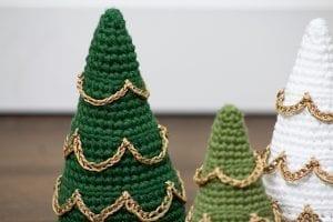 Amigurumi Yılbaşı Ağacı Nasıl Örülür? 3