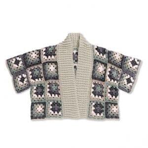 Kimono Hırka Yapılışı 2