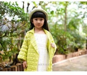 Kız Çocuk Örgü Modelleri ve Yapılışı 1