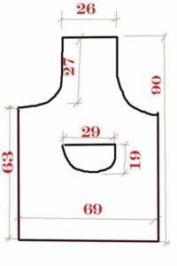Önlük Dikiş Modelleri 95