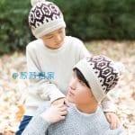 Şiş Örgü Şapka Modelleri 4