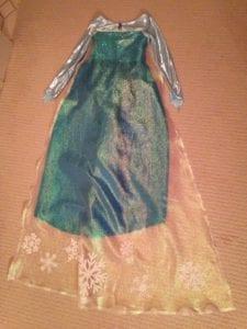 Elsa Kostüm Nasıl Dikilir? 3