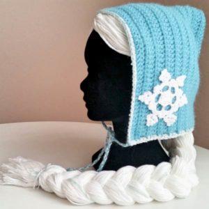 Elsa Şapkası Yapımı