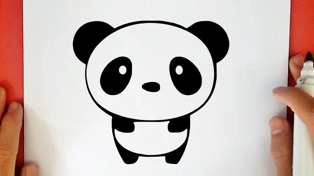 Kolay Panda Cizimi Mimuu Com