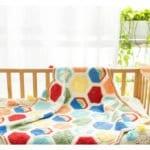 Örgü Bebek Battaniye Modelleri Yapılışı 23