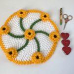 Sarı Çiçek Bahçesi Lif Modeli 1