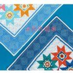 Yıldız Kümesi Bebek Battaniyesi Yapılışı 19
