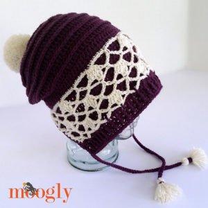 Dantelli Şapka Nasıl Örülür?