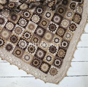 En Güzel Bebek Battaniye Modelleri Örgü