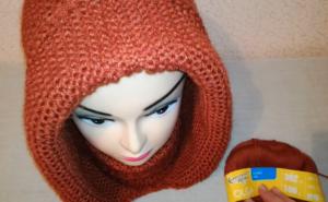 Hem Şapka Hem Boyunluk Nasıl Örülür? 1