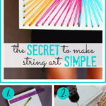 İp Sanatı Şablonları 10