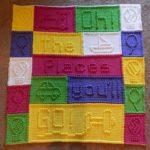 Popcorn Yazılı Battaniye Modelleri 29