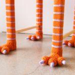 Sandalye Çorabı