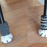 Sandalye Çorabı 2