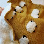 Şiş Örgü Battaniye Modelleri Anlatımlı