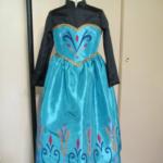 Anna Kostümü Dikimi 17