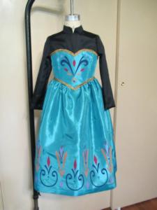 Anna Kostümü Dikimi