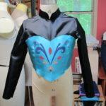 Anna Kostümü Dikimi 11