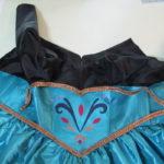 Anna Kostümü Dikimi 5