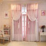 Bebek Odası Perdeleri ve Fon Çeşitleri 40