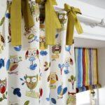 Bebek Odası Perdeleri ve Fon Çeşitleri 49