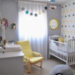 Bebek Odası Perdeleri ve Fon Çeşitleri 52