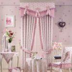 Bebek Odası Perdeleri ve Fon Çeşitleri 59