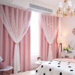 Bebek Odası Perdeleri ve Fon Çeşitleri 21