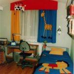 Bebek Odası Perdeleri ve Fon Çeşitleri 6