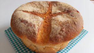 Evde Ekmek Yapımı Tarifi 3