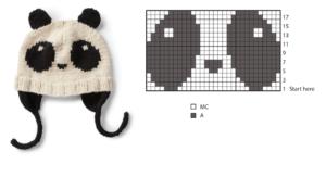 Panda Şapka Yapılışı