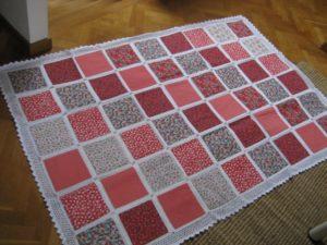 Parça Parça Battaniye Yapımı 7
