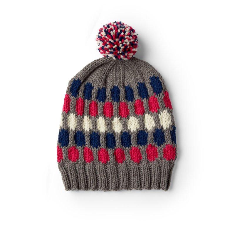 Şapka Boyunluk Örgü 3