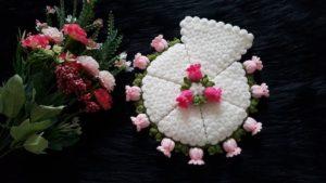 Suzan'ın Çiçek Bahçesi Kese Lif Yapılışı 2