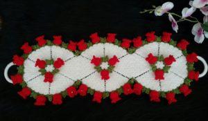 Suzan'ın Çiçek Bahçesi Uzun Lif Yapılışı 2
