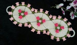 Suzan'ın Çiçek Bahçesi Uzun Lif Yapılışı